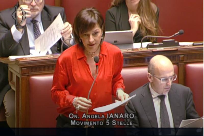 """Unione Europea.Ianaro(M5S): """"Bene Voto Commissione, Centralità a Parlamento Europeo"""""""