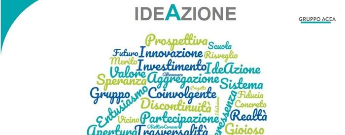 """Al via la seconda edizione di """"Ideazione"""". Progetto di alternanza Scuola – Lavoro Gruppo ACEA"""