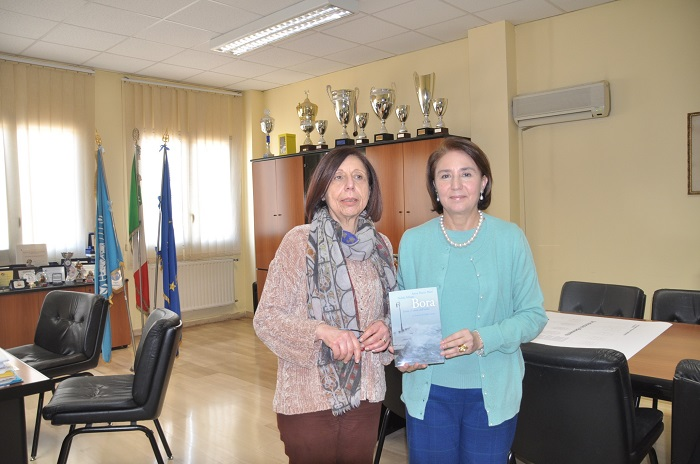 Benevento, Liceo Scientifico Rummo. Un'ora di lezione in Aula Magna in ricordo delle Foibe