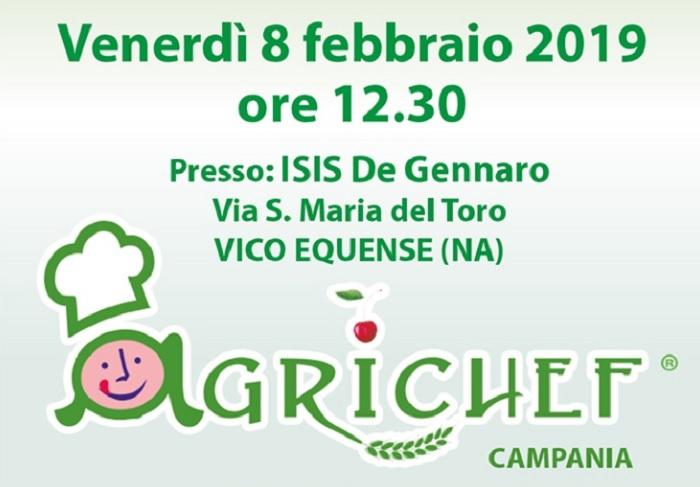 Cia Campania, Agrichef, sfida tra nove agriturismi della Campania. Il migliore sarà selezionato per la finale nazionale.