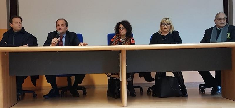 Violenza sulle Donne e la nuova Legge sul Femminicidio, l'ANFI ne parla con gli studenti dell'Istituto di Faicchio e Castelvenere.