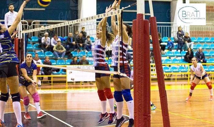Bra.Ti formazione SG Volley, sconfitta preannunciata.