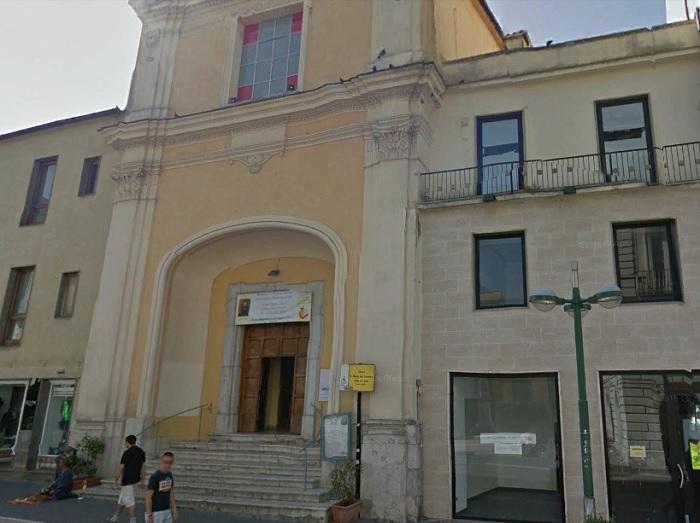 Benevento. Fedele derubato nella Chiesa di Santa Maria del Carmine detta Sant'Anna