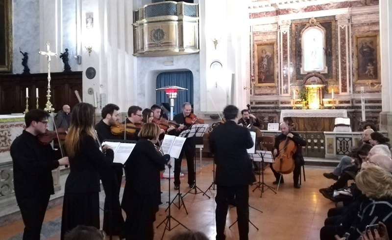 Accademia Santa Sofia. Rimandato il concerto previsto per sabato 14 Marzo