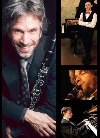 Cadmus Classica: il 14 febbraio il clarinettista Dimitri Ashkenazy in concerto