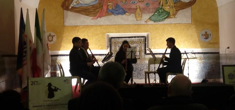 Progetto Musica AcliArteSpettacolo Sannio, il concerto per Clarinetti di fine '700 con il M° La Banca incanta il pubblico