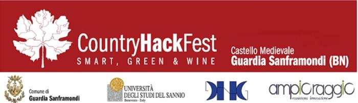 Domani al via a Guardia Sanframondi il Country Hack Fest 2019