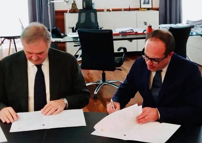 Protocollo di intesa tra Università degli Studi del Sannio e l'Associazione Io x Benevento