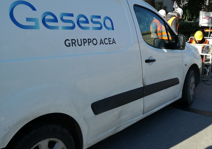 Gesesa. Interruzione idrica nella zona Capodimonte di  Benevento per lavori di Manutenzione