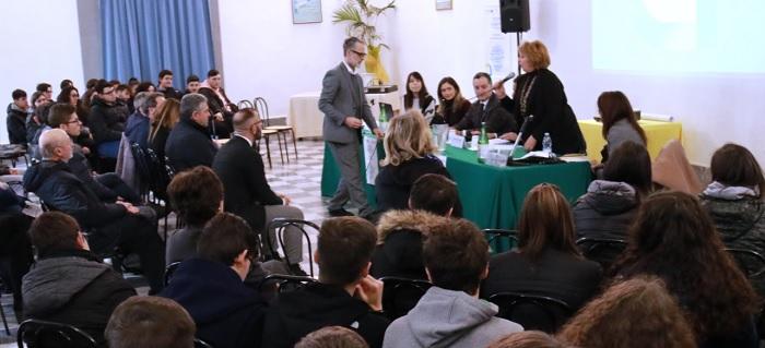 GESESA- presentata la seconda edizione del progetto di Alternanza Scuola – Lavoro con gli alunni del Telesi@