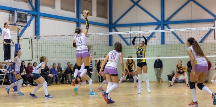 Icaro Accademia Volley contro la Volare Benevento per il derby beneventano.