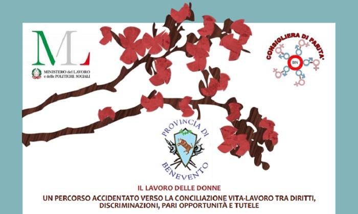 """""""Il lavoro delle Donne"""": convegno promosso dalla Consigliera di Parità Rocchina Staiano"""
