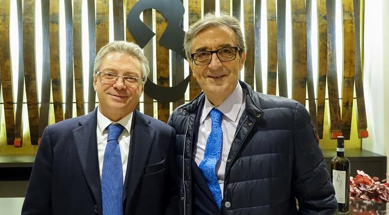 Conferimento della Laurea Magistrale honoris causa a Riccardo Cotarella