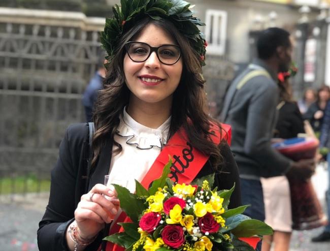 Laurea Sonia Girardi: Grande festa per l'importante traguardo raggiunto
