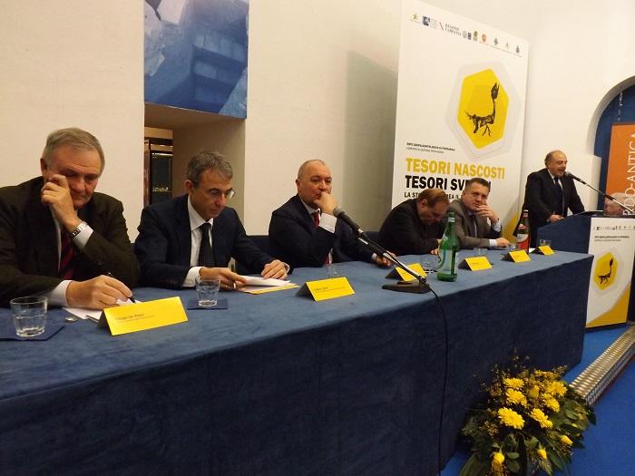 Il Presidente Antonio Di Maria invia i ringraziamenti al Ministro Sergio Costa in occasione della visita nel Sannio.