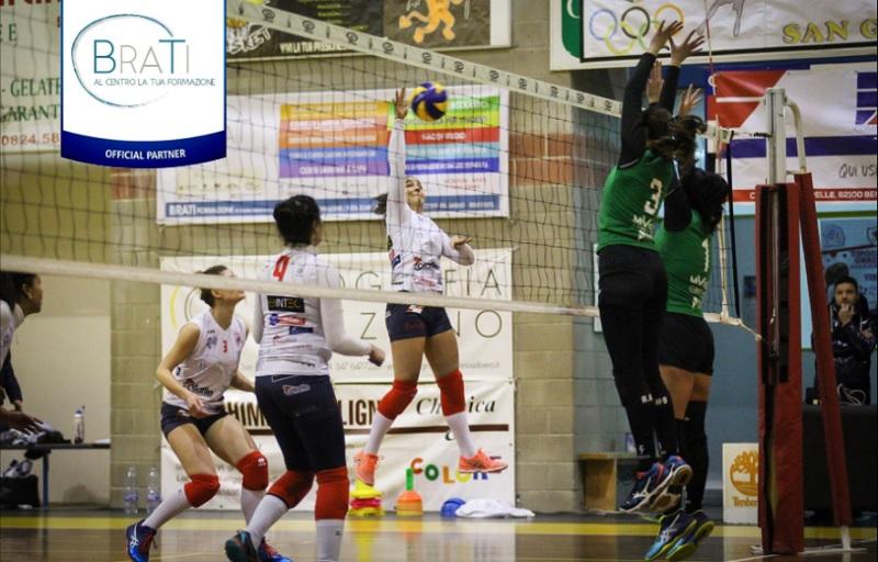 Bra.Ti. Formazione SG Volley: derby da dimenticare…