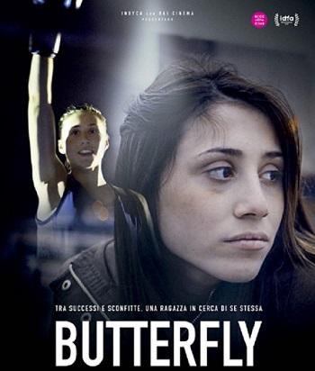 """Al Multisala Gaveli la presentazione in anteprima del Film """"Butterfly""""."""