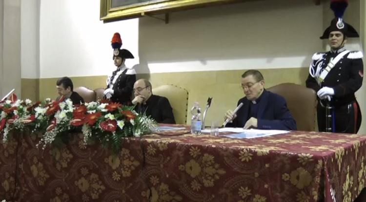 Inaugurato l'anno Giudiziario del Tribunale Ecclesiastico.