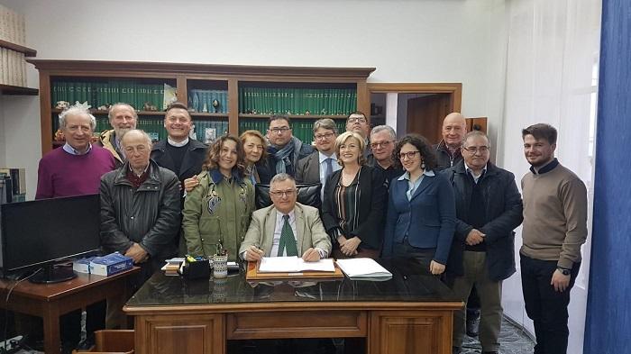 """Diocesi di Cerreto Sannita-Telese-Sant'Agata de' Goti. Liceo Classico """"L. Sodo"""", nasce l'associazione ex alunni """"Sodini""""."""
