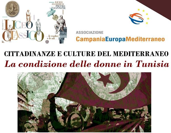 Il Liceo Classico Pietro Giannone di Benevento incontra la Console della Repubblica di Tunisia.