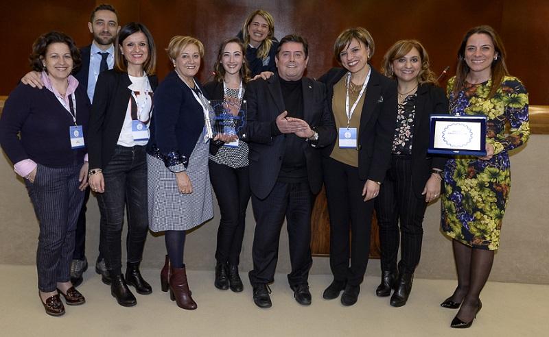 Confindustria Benevento premiata a Roma – best performer per marketing associativo.
