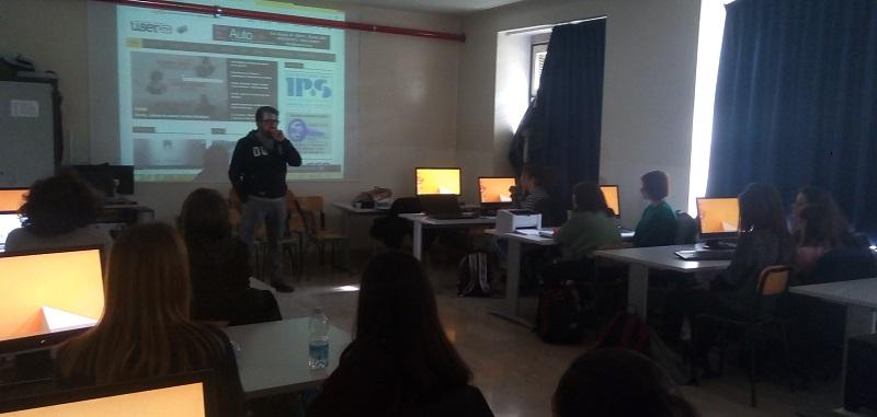 """""""Professionisti della cultura e della comunicazione digitale"""" al Liceo Classico P. Giannone"""