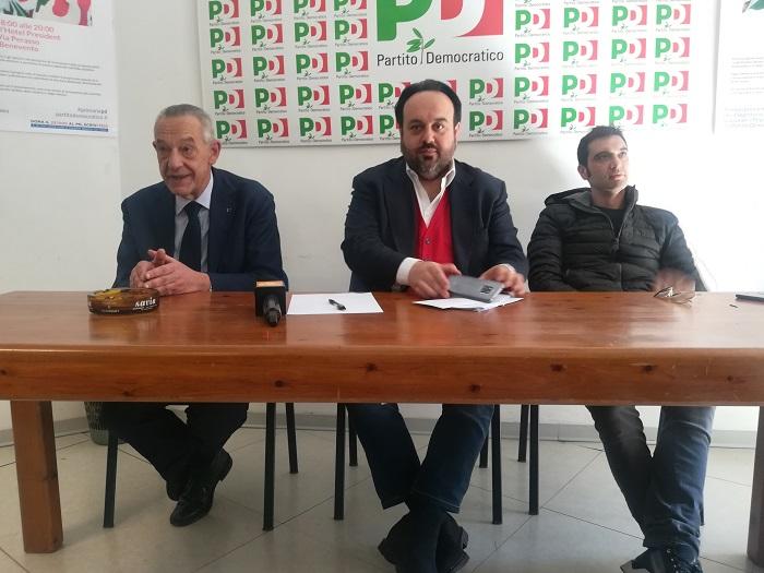 Infrastrutture: Un Momento di Chiarezza. Conferenza Stampa di Umberto Del Basso De Caro.