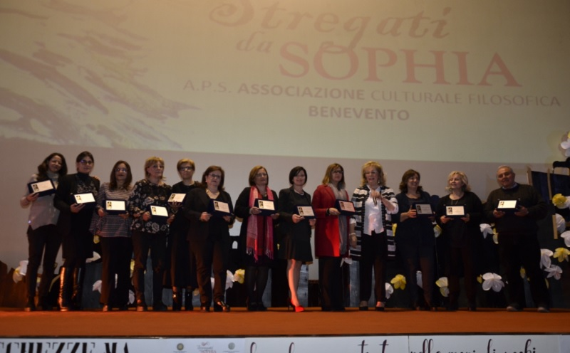 """L'associazione culturale filosofica """" Stregati da Sophia"""" celebra i primi cinque anni del Festival Filosofico del Sannio."""