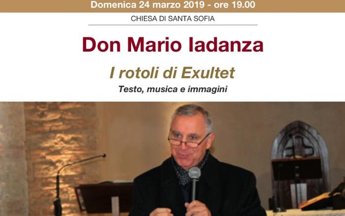 """""""Santa Sofia in Santa Sofia"""": domenica 24 marzo conversazione storica su """"I rotoli di Exultet"""""""