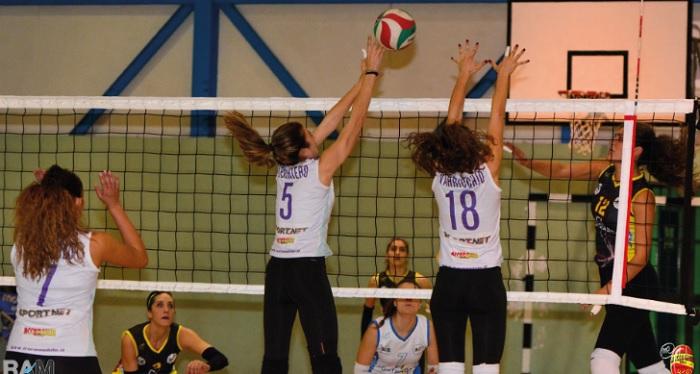 A Pomigliano insidiosa trasferta per la Icaro Accademia Volley