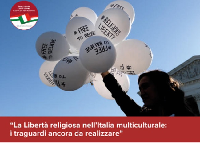 Unifortunato: La Libertà Religiosa nell'Italia Multiculturale.Lectio Magistralis del prof. Carlo Cardia.