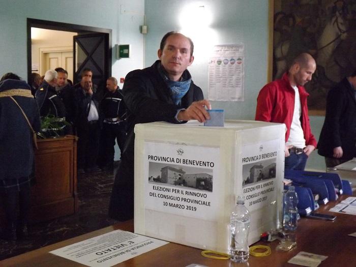 Rinnovo Consiglio Provinciale.Concluse le operazioni di voto.