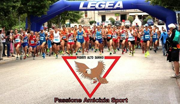 Aperte le iscrizione alla XIII° edizione della Sannio Half Marathon