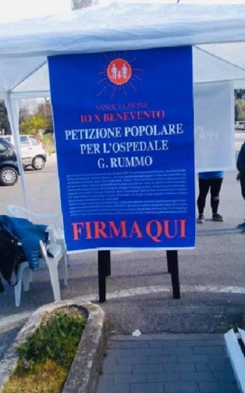 """IoX Benevento replica a Pizzuti: """"Professionista non della Gestione Sanitaria ma della Distrazione"""""""