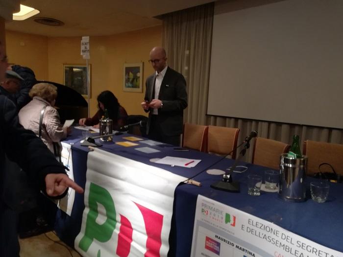"""De Lorenzo (Pd) chiarisce : """"il PD di Benevento è alternativa e non aiuterà il Sindaco Mastella"""""""