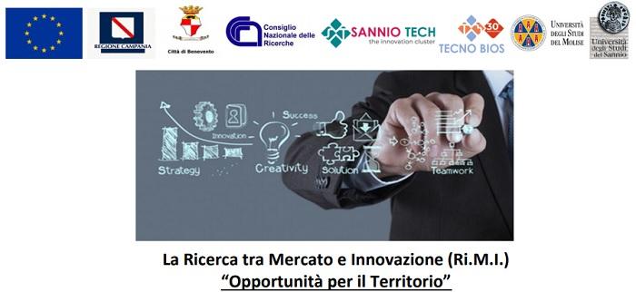 Domani il Convegno su: La Ricerca Tra Mercato e Innovazione (Ri.M.I.)