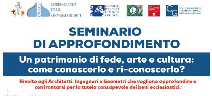 Ufficio Tecnico Diocesiano, giovedì 21 marzo seminario di approfondimento sulla cura del nostro patrimonio.