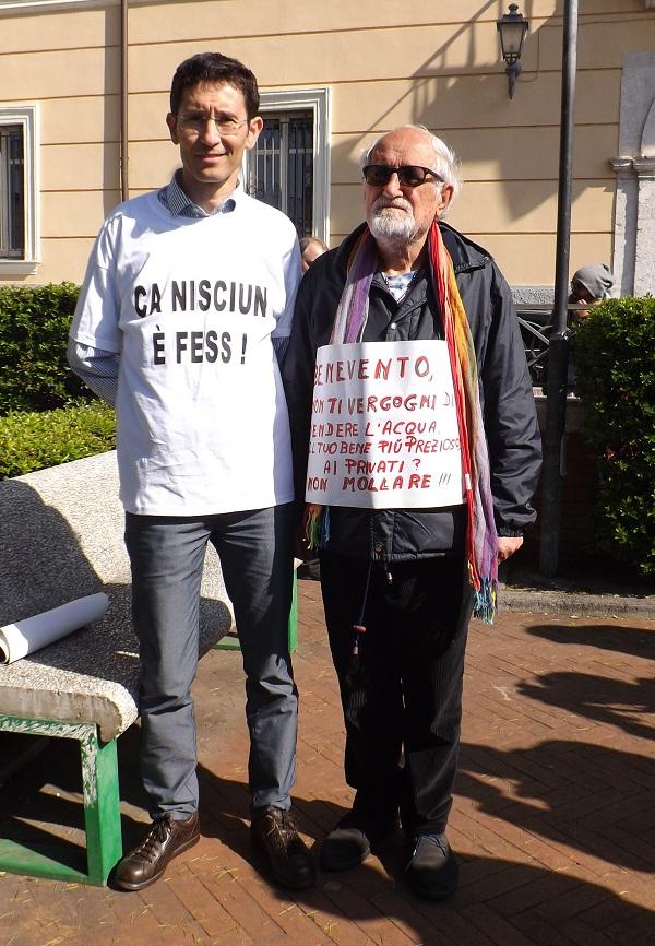 """Problema Acqua. Padre Zanotelli : """"Non si può svendere l'acqua a privati alle cui spalle ci sono le multinazionali"""""""