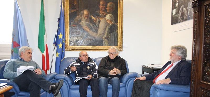 Maggior coordinamento tra Provincia e Regione Campania in materia di vigilanza venatoria.