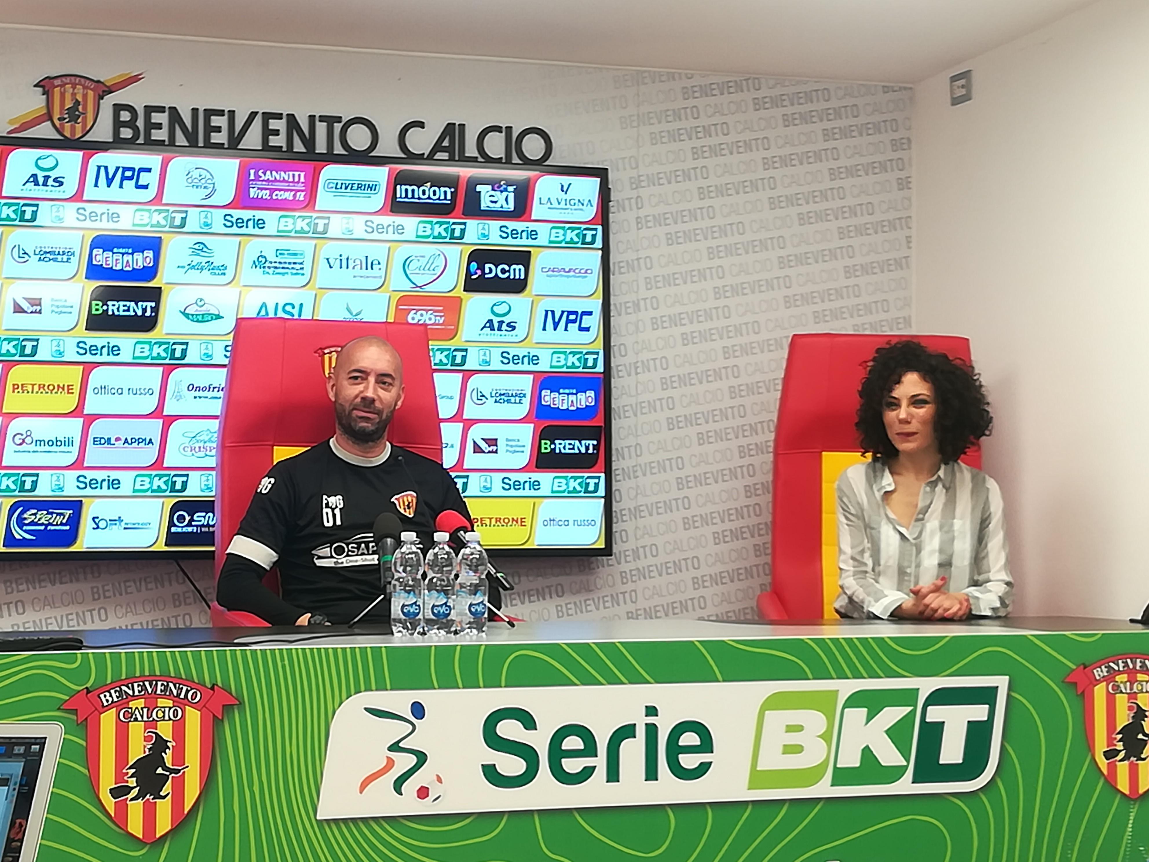 Benevento – Cosenza. C'è ottimismo tra i tifosi per il match contro i lupi silani