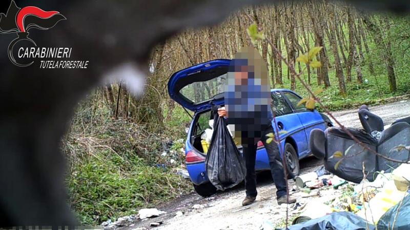 Abbandono Rifiuti, Montesarchio: nell'arco di 12 mesi elevate 33 sanzioni amministrative