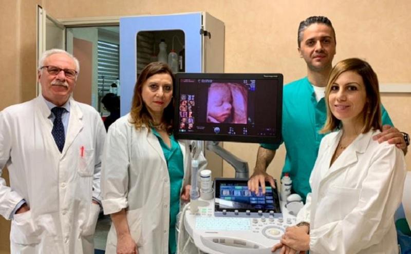 Centro di Diagnosi Prenatale al Fatebenefratelli di Benevento.