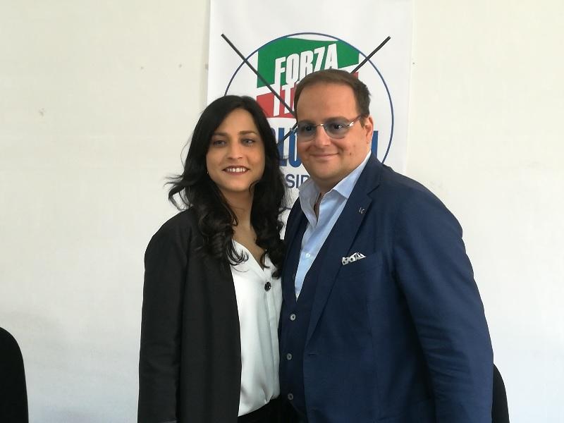 Forza Italia cala gli assi per le Europee : Molly Chiusolo e Leonardo Ciccopiedi