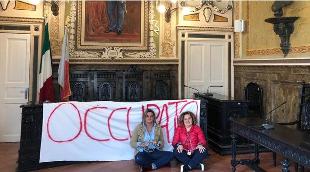 """Ospedale Sant'Agata.Il tavolo in Regione non è quello richiesto dal Comitato """"Curiamo la Vita"""".Continua la protesta."""