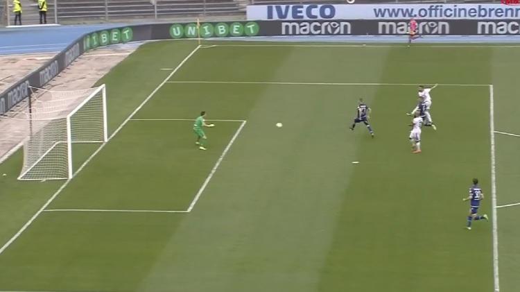 Benevento corsaro a Verona. Strapazzati gli scaligeri con tre gol. Verona 0 Benevento 3