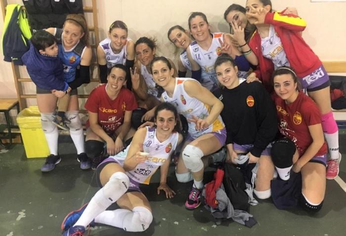 Successo per la Icaro Accademia Volley a Montoro.