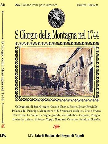 Le improntedel passato di San Giorgio del Sannio: venerdi 26 si presenta il libro di Bascetta e Muscetta