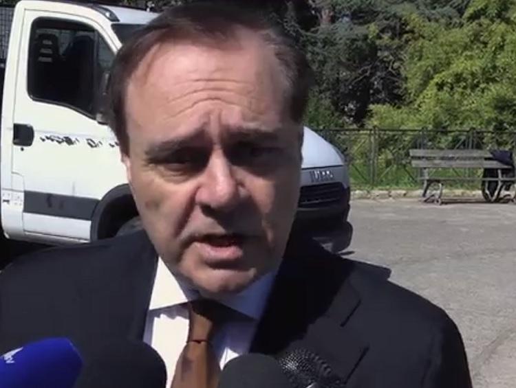 """Misure antismog,annuncio social di Mastella: """"Pensate ai Bambini"""""""