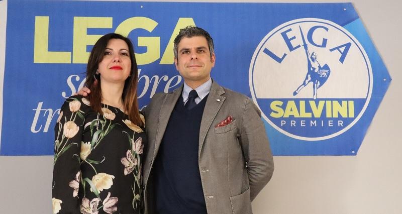 Elezioni europee del 26 maggio 2019. Nadia Sgro candidata Sannita della Lega Salvini Premier
