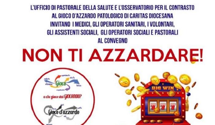 """""""Non ti Azzardare"""": all'ospedale di Sant'Agata de' Goti incontro di sensibilizzazione."""